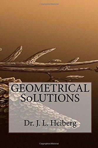 Read Online GEOMETRICAL SoLUTIONS ebook