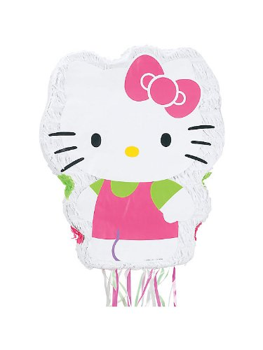 Hello Kitty Pinata - Party Supplies -