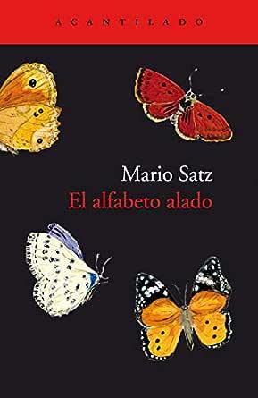 El alfabeto alado (Cuadernos del Acantilado nº 95) eBook: Mario ...