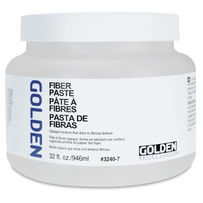 Golden Fiber Paste-32 ounce