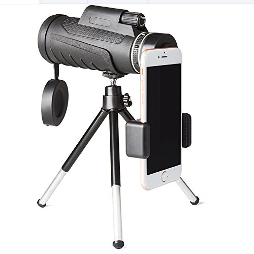 JRC- MonocularTelescope Waterproof Spotting Scope Low Night