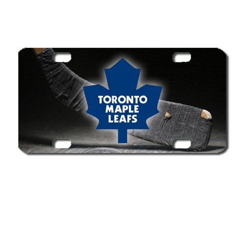 Maple Leafs Hockey Apple Mini License Plate motorcycles, ATVs, bicycles and kiddie cars. Great Gift Idea Toronto MYDply
