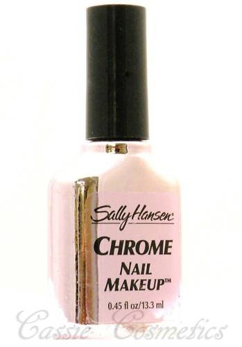 Sally Hansen Chrome Nail Polish - Opal Chrome - 19