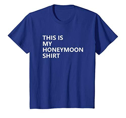 This Is My Honeymoon Shirt Matching Couple Honeymoon Apparel