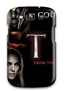 CaseyKBrown PCxBVHo7051eGXES Case Cover Galaxy S3 Protective Case Thor Triple Monitor