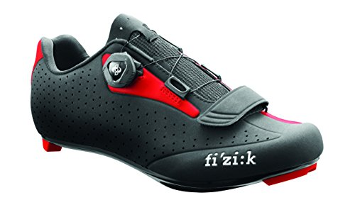 Fizik R5 Road Cycling Shoe – Carbon Reinforced, Microtex, Fine Tune Fit