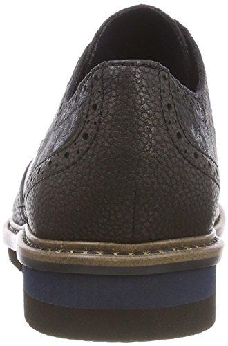 Oxford 23200 Stringate Blu Scarpe Navy Tamaris 890 Donna Comb qptOznnS