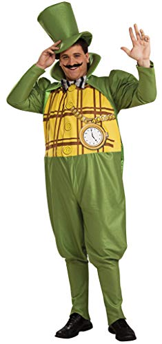 Rubie's Wizard Of Oz 75th Anniversary Edition Mayor Of Munchkinland Deluxe Adult Costume, Multicolor, Standard Costume]()