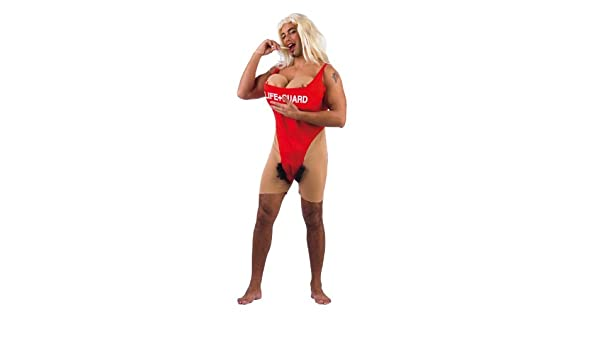 Limit Sport - Disfraz lifeguard para adultos, talla L (MA862 ...