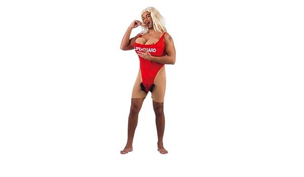 Limit Sport - Disfraz lifeguard para adultos, talla L (MA862 ...
