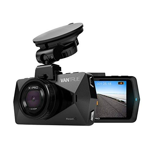 Amazon Com Vantrue X1 Pro Qhd 2 5k Security Dash Cam 2560x1440p