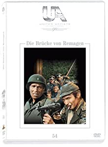 die br cke von remagen alemania dvd george segal robert vaughn ben gazzara. Black Bedroom Furniture Sets. Home Design Ideas