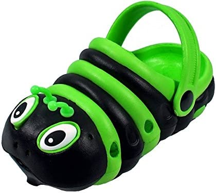 Garden Shoes Funny Comfortable Animal Designed Charm Shoes Walking Slippers for Kids Girls Boys and Toddler