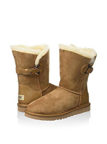 Marron Femme Nash Clair Boots Fauve Lizard Ugg® 6Z0qBXw