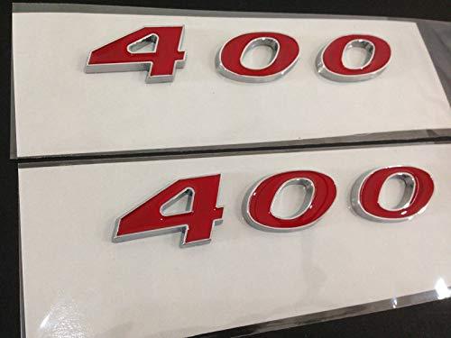 400 fender emblems - 3