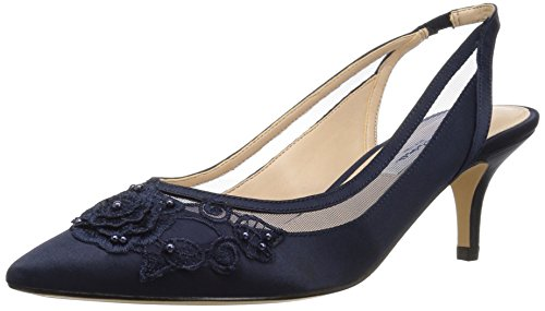 - NINA Women's TAELA Pump, Navy, 11 M US