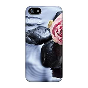 Awesome VZb41608VQcH AlexandraWiebe Defender Hard Cases Covers For Iphone 5/5s- Wonderful Lake In Winter