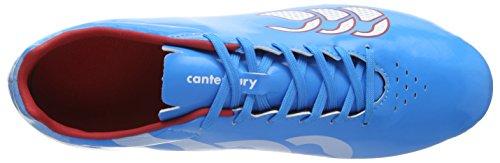 6 Speed Homme Club de Dresden Blue Bleu Stud Rugby Chaussures Canterbury EZq6Uq