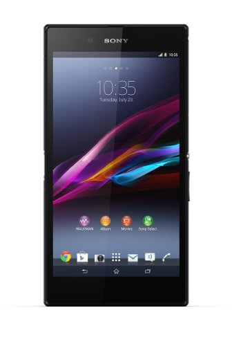 Sony Xperia Z Ultra LTE C6833 16GB Unlocked Smartphone (Black) by Sony