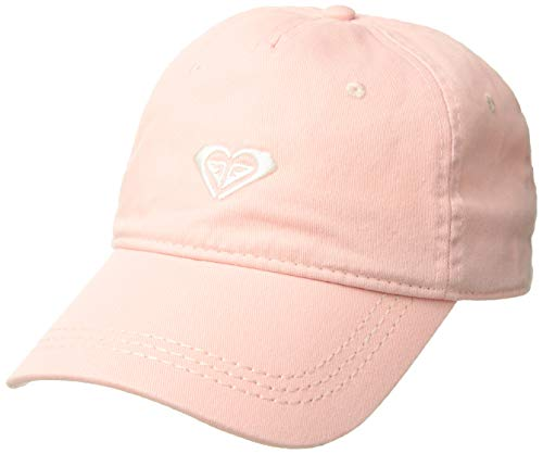 Roxy Junior's Dear Believer Baseball Cap, Peach Whip, One Size