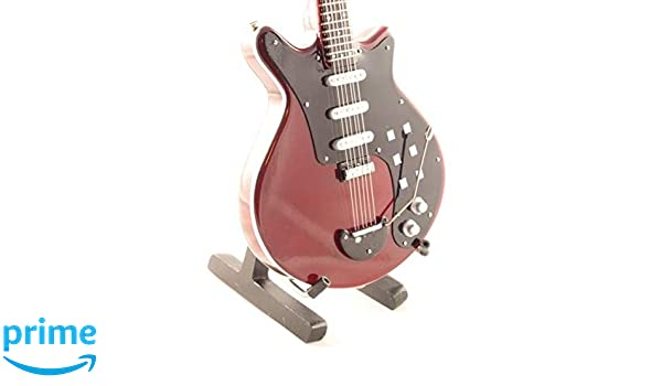 Brian May Guitar Special Red: Queen - Mini Guitar Collection: Amazon.es: Instrumentos musicales