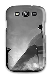 Evelyn C. Wingfield's Shop Durable Defender Case For Galaxy S3 Tpu Cover(black The Fall) 7898029K52909689