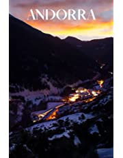 Andorra: Andorra travel notebook journal, 100 pages, contains expressions and proverbs in Catalan, a perfect Andorra gift or to write your own Andorra travel guide.