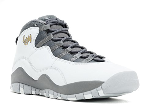 AIR JORDAN 10 Retro BG 'London' - 310806-004 - Size 5 by NIKE