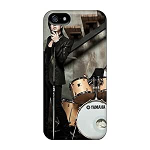 High Quality Anne Marie Harrison Anjell Skin Case Cover Specially Designed For Iphone - 5/5s