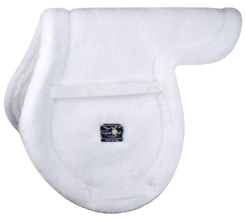 Toklat Original Superquilt Close Contact Fleece Shaped English Saddle Pad