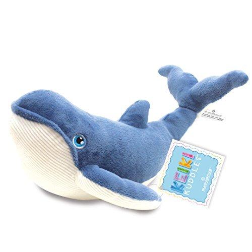 Keiki Kuddles Plush Toy Baby Humpback Whale (Wild Republic Humpback Whale)