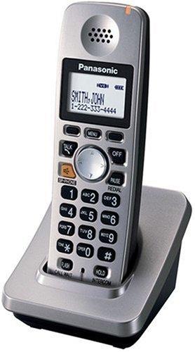 Panasonic 5.8 Ghz Cordless Telephone - Panasonic 5.8 Ghz Platinum Cordless Phone (KX-TGA600M)
