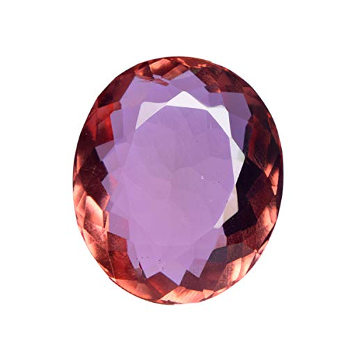 Color Changing Alexandrite Approx 75.00 Ct Loose Gemstone Finest Oval Cut Alexandrite for Pendant