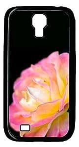 Brian114 Samsung Galaxy S4 Case, S4 Case - Cool Black Back Hard Case for Samsung Galaxy S4 I9500 Iridescence 2 Design Hard Snap-On Cover for Samsung Galaxy S4 I9500