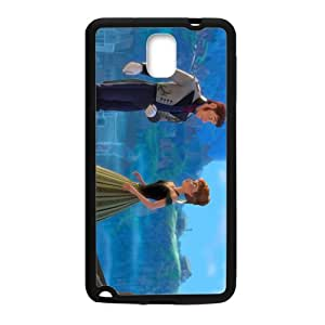 Frozen Princess Anna and Hans Cell Phone Case for Samsung Galaxy Note3