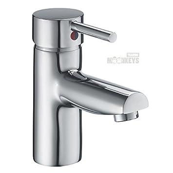 Frisch Einhebel-Mischer Bad hochdruck Waschtisch-Armatur ECO Wasserhahn  IM78