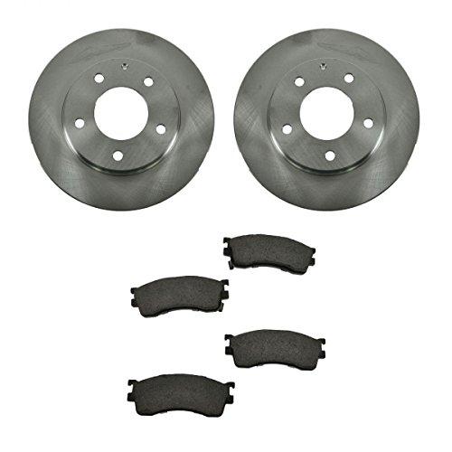 2001 Mazda 626 Suspension: Compare Price: 01 Mazda Protege Rotors Kit