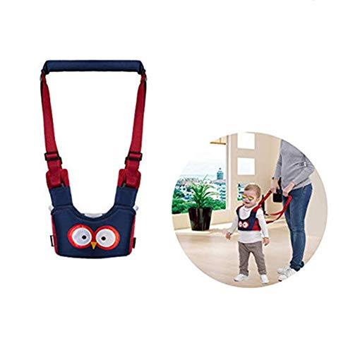 Baby Walker Adjustable Baby Toddler Walking Assistant Protective Belt Walking Harness Learning Walk Breathable Safety Reins Harness Walker Wings for Infant Child Activity Walker