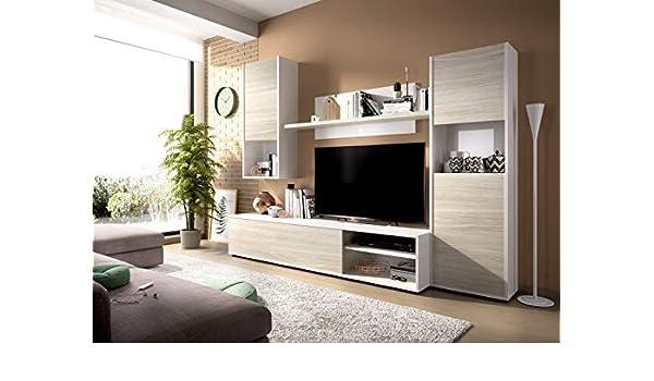 Muebles La Factoría - Mueble salón Comedor Moderno Funcional ...