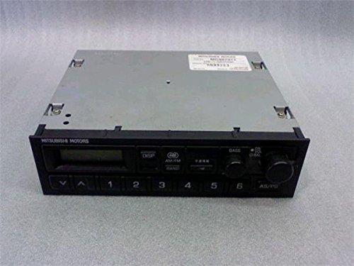三菱ふそう 純正 キャンター 《 FG52EC 》 ラジオ P80900-18007025 B07D8137W3