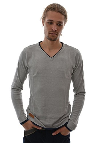 pull hiver dee luxe necky sw gris