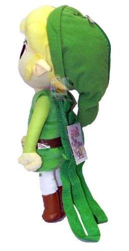 Link Plush Backpack The Legend of Zelda