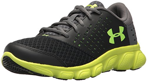: Under Armour Boys' Pre School Rave Running Shoe
