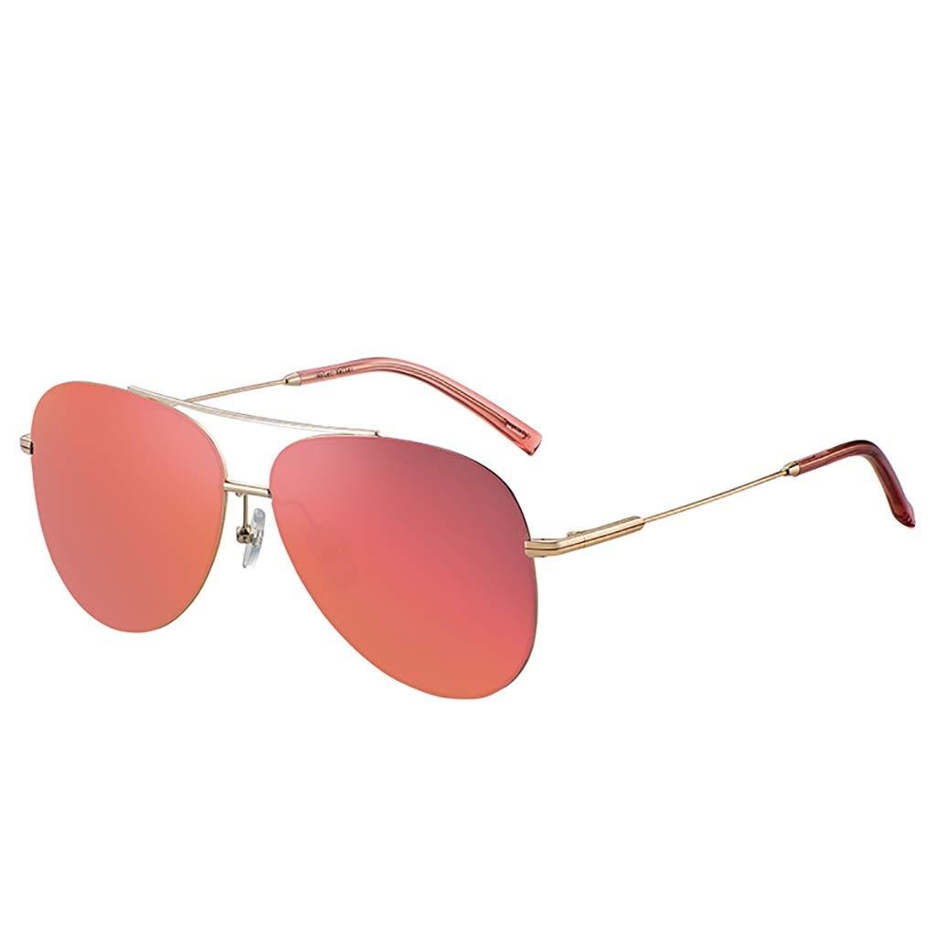 Vintage Half Round Sunglasses、女性クラシックレトロデザインスタイル   B07S369S8H