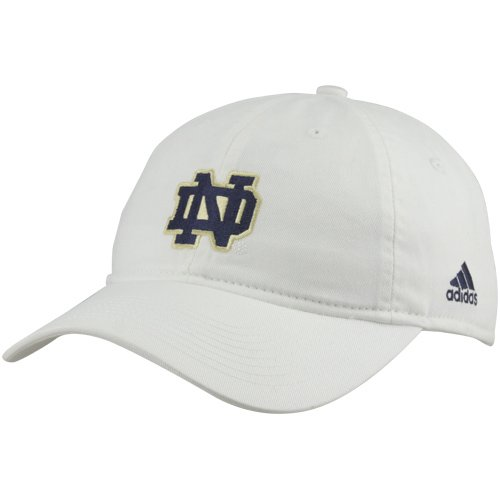 (NCAA adidas Notre Dame Fighting Irish Ladies Chillax Slouch Adjustable Hat -)