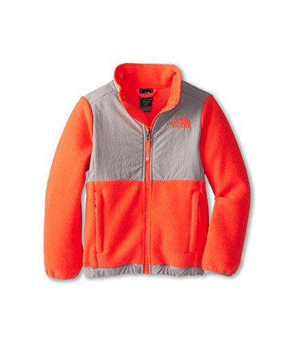 The North Face Denali Girls Jacket in Rocket Red sz:S