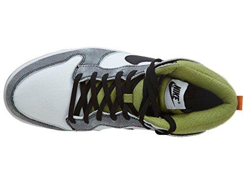 Nike 705434 100 - Zapatillas de Lona para hombre