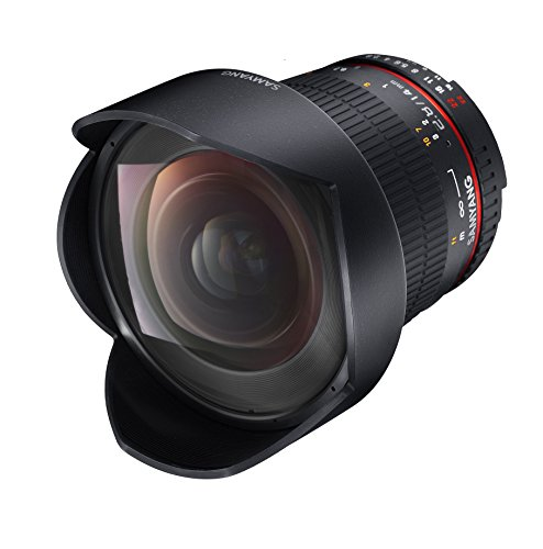 Samyang SY14MAE-N 14mm F2.8 Ultra Wide Angle Lens for Nikon AE