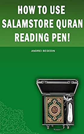 How to Use Salamstore Quran Reading Pen! eBook: Andrei Besedin