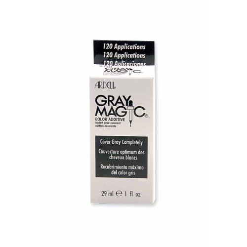 Ardell Gray Magic, 1-Fluid Ounce Package - Hair Care Package